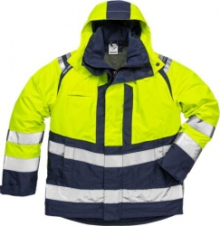 Airtech® Jacket cl 3 4153 MPVX Hi-Vis Yellow/Navy