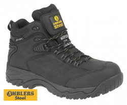 AMBLERS FS198 W/P SAFETY BOOT