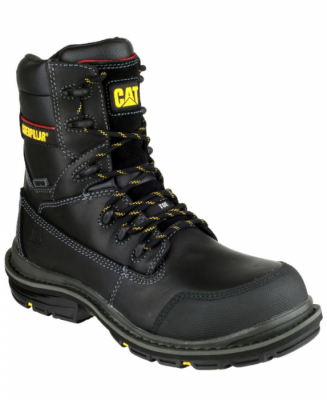 CAT Doffer Black Boot