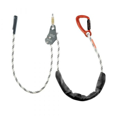 HEIGHTEC Piranha Adjustable Lanyard 3m twistlock LA03T