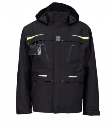 Ocean Rocky Stretch Jacket Men Black