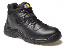 DICKIES Fury Safety Boot Black FA23380A