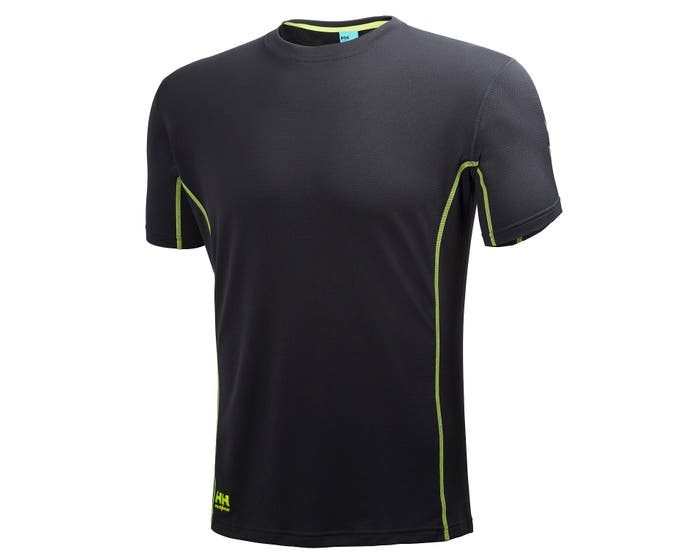 MAGNI T SHIRT  BLACK 75161