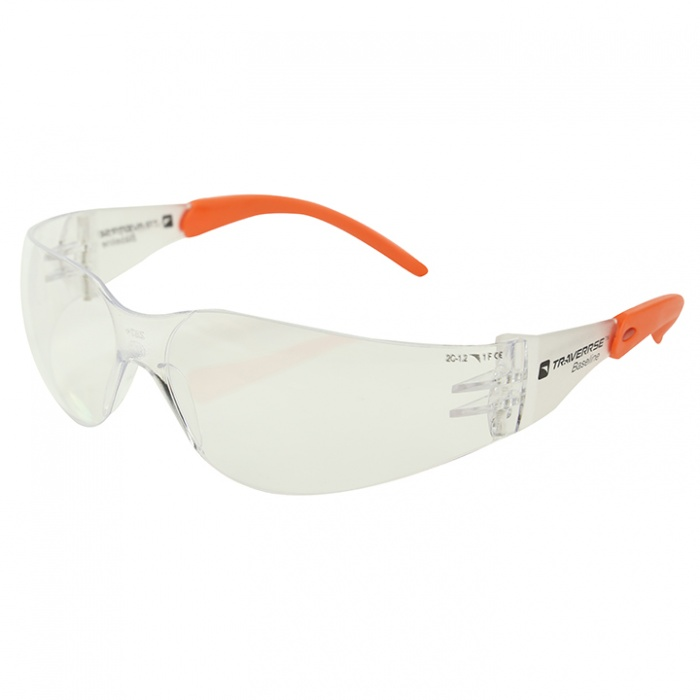 Traverrse Ricochet clear safety specs