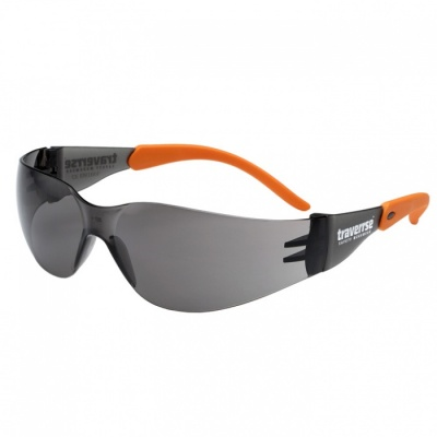 Traverrse Ricochet Smoked Lens safety specs