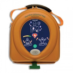 HeartSine Samaritan PAD 500P with CPR Advisor. 500-BAS-XX-10