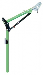 Advanced™ One-Piece Adjustable Offset Davit Mast