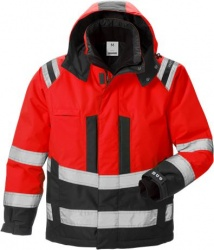 Airtech® Winter Jacket Red/Black
