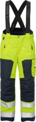 Airtech Trousers cl 2 2035 GTT Hi-Vis Yellow/Navy Medium